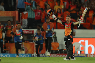 David Warner 126 - SRH vs KKR 37th Match IPL 2017 Highlights
