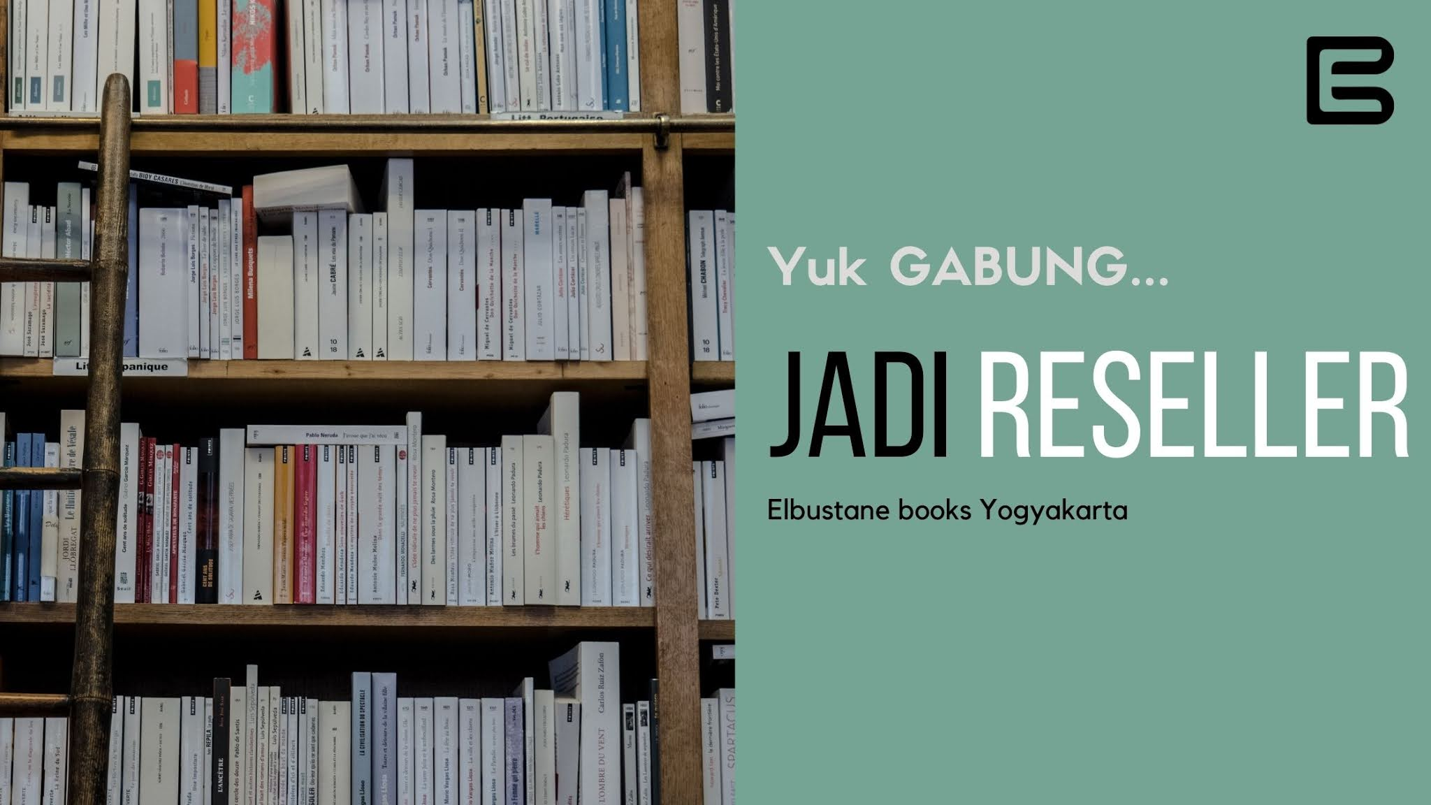Reseller buku Yogyakarta