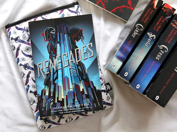 [Rezension] Renegades – Marissa Meyer