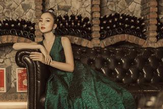 Cô gái dân tộc Nùng thi Hoa hậu Việt Nam 2020