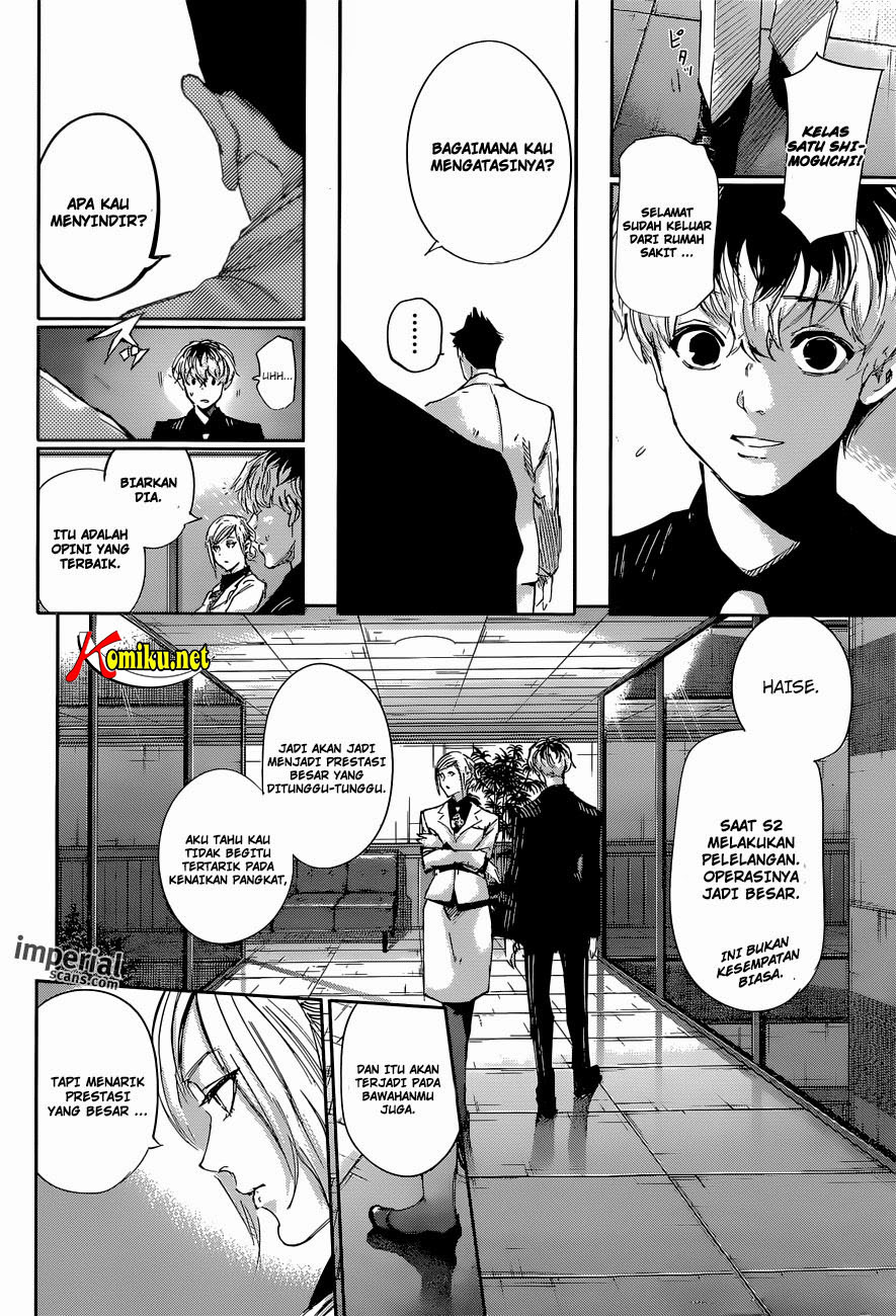 Tokyo Ghoul re-indonesia