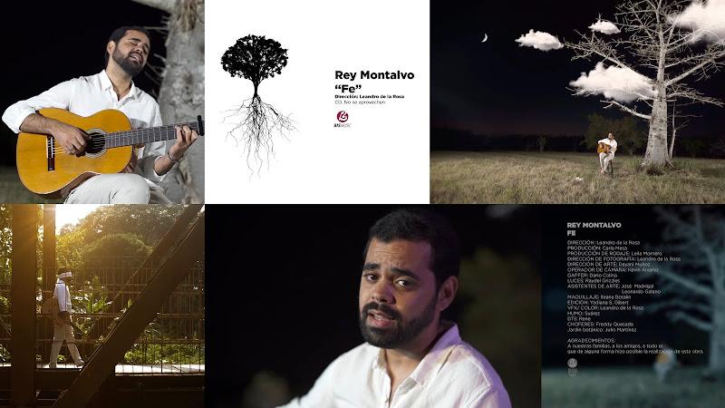 Rey Montalvo - ¨Fe¨ - Videoclip - Director: Leandro de la Rosa. Portal Del Vídeo Clip Cubano