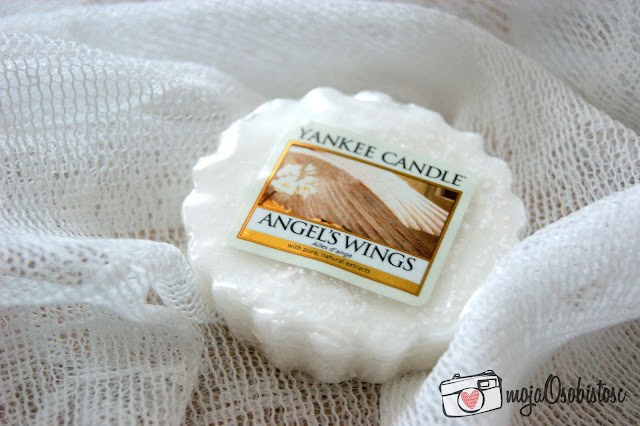 YANKEE CANDLE ANGEL'S WINGS