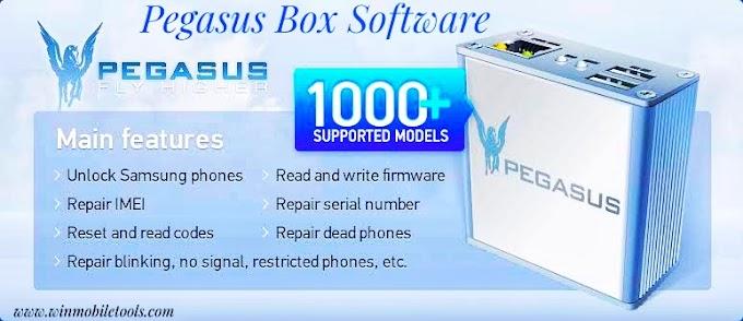 Pegasus Box V1.3.9 Crack Setup Latest Version Free Download