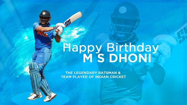 Happy Birthday MS Dhoni: Why there won't be a captain like him again