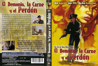 Carátula dvd: El demonio, la carne y el perdón (1961)  The Singer Not the Song
