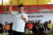TEC Sosialisasikan Perda Rembuk Desa di Lampung