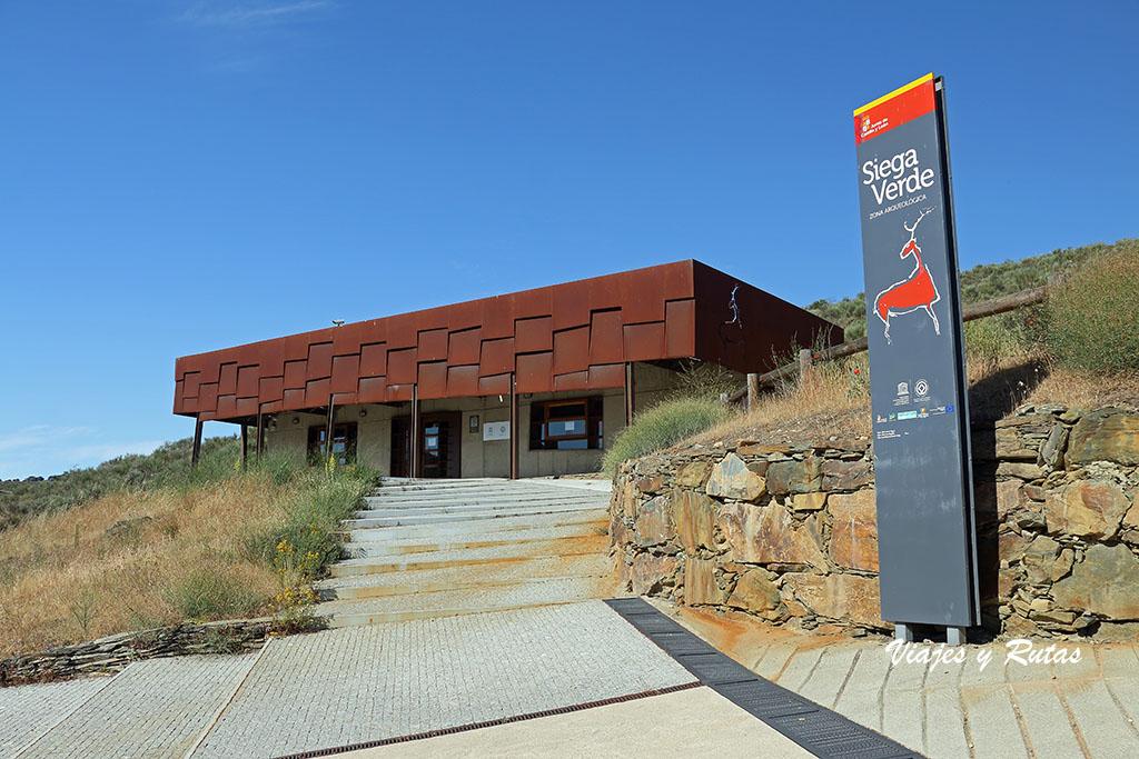 Edificio de Siega Verde, Salamanca