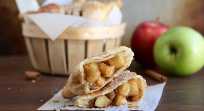 Apple Turnovers #dessert #apple