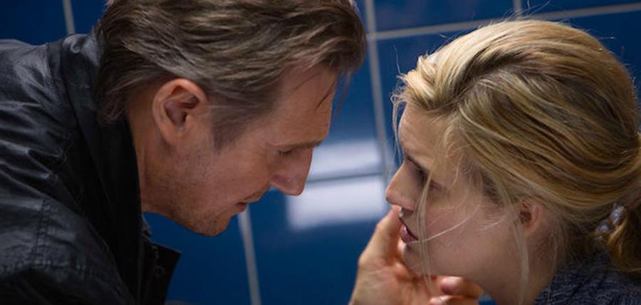 Liam Neeson şi Maggie Grace în Taken 3
