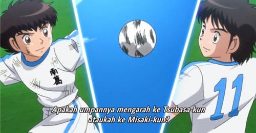 Download Captain Tsubasa Episode 9 Subtitle Indonesia
