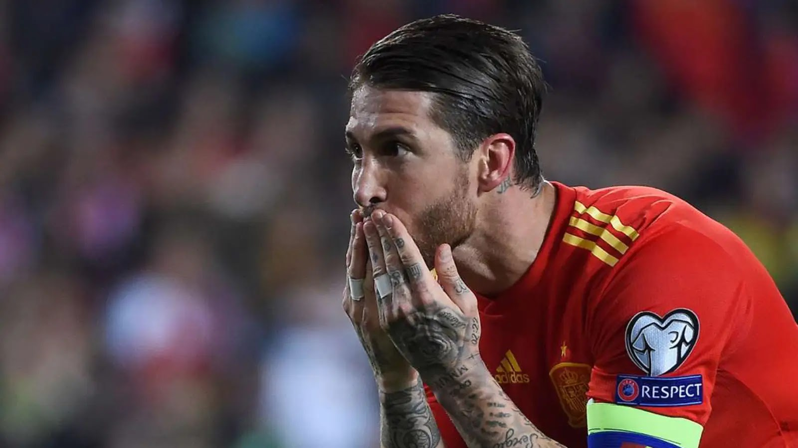 Ramos unveils new donation and explains details of Real Madrid's star program