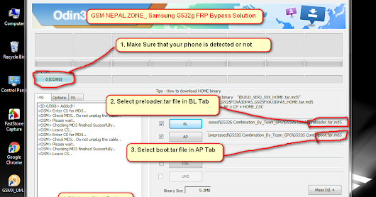 Learn How To Bypass Samsung J2 Prime (SM- G532G/ DS ) FRP Lock.