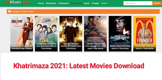 Khatrimaza 2021: latest movies download 300mb mkv hindi dubbed movies