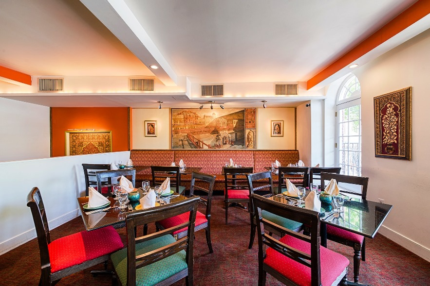 Indian Restaurants In Cleveland Park Dc