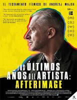 Los últimos años del artista: Afterimage (2016) subtitulada