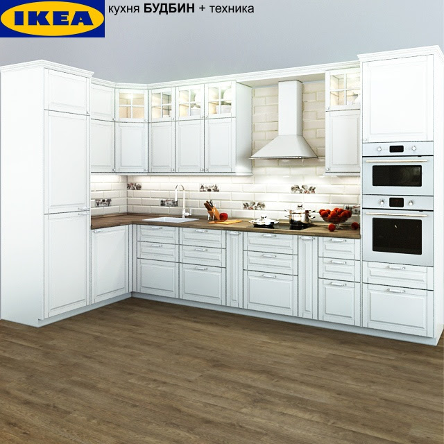 [3dmodelfree] Kitchen Cabinets pro