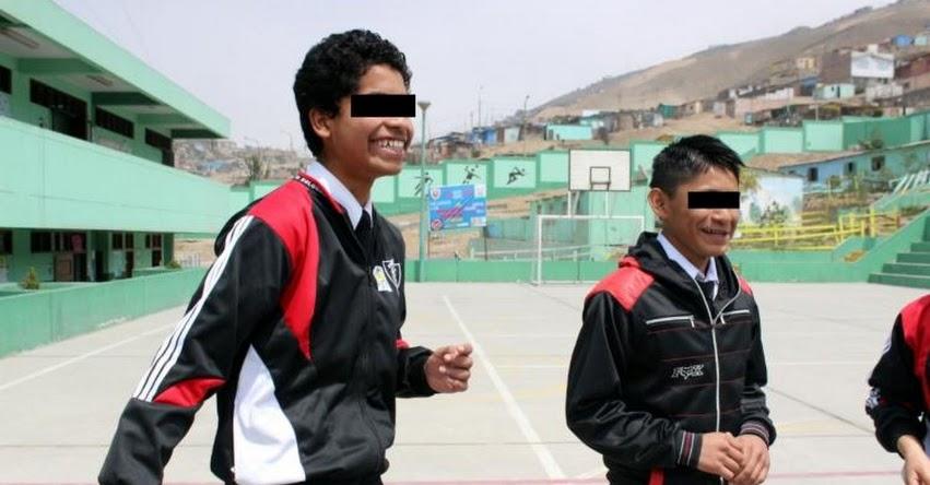 UNICEF destaca el compromiso del Perú para el buen retorno a la escuela