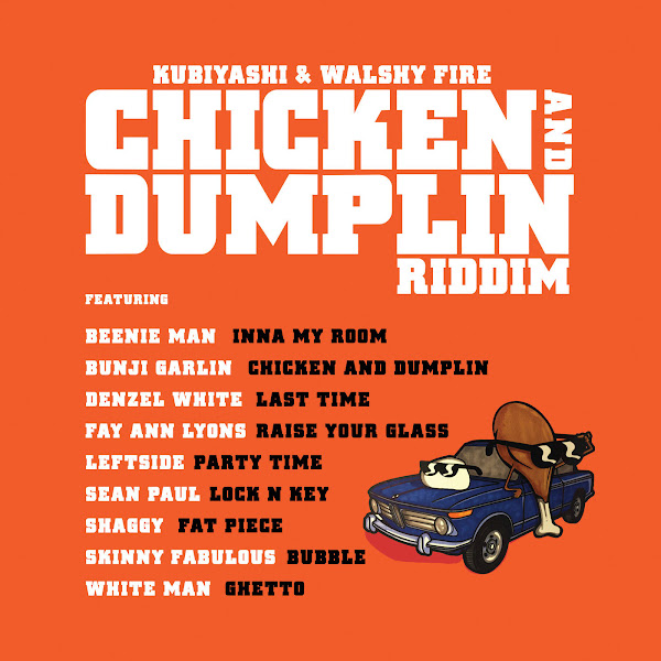 Various Artists - Chicken and Dumplin Cover