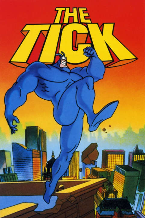 H 233 Roes Animados The Tick