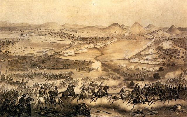 ¿Sabías de la batalla de Tlatempa?