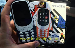 Features of nokia 3310
