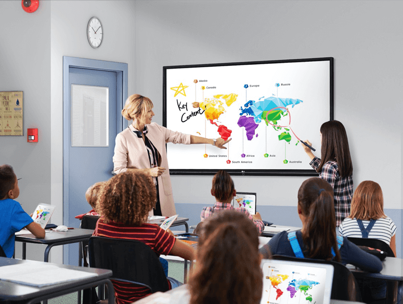 Tool for smart classrooms