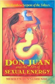Book showing man and serpent