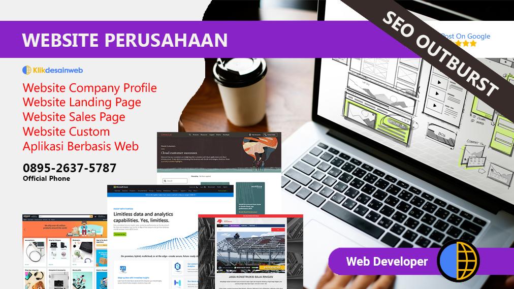 website perusahaan,web company profile,jasa pembuatan web perusahaan,jasa pembuatan web company profile