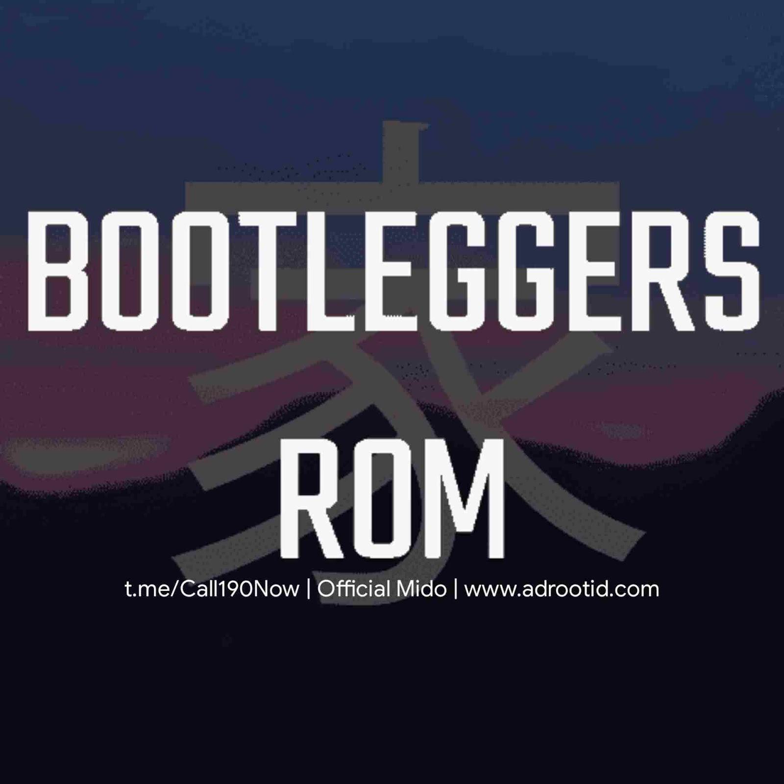 Bootleggers redmi note 4