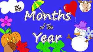 تعليم شهور السنة بالانجليزي للأطفال وأيام الأسبوع (فيديو )