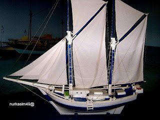 Kapal perahu layar Pinisi
