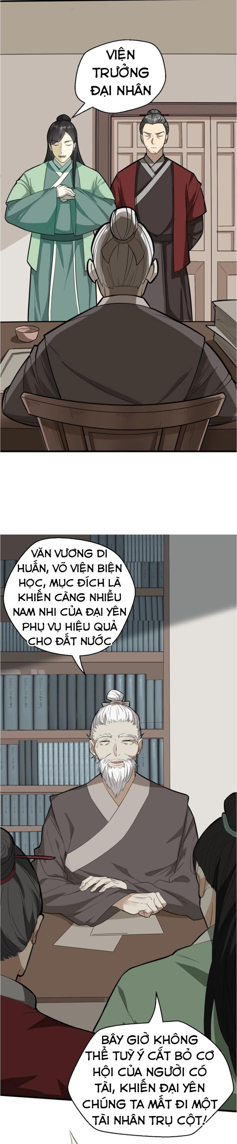 Đại Nghịch Chi Môn Chapter 60 video - Hamtruyen.vn