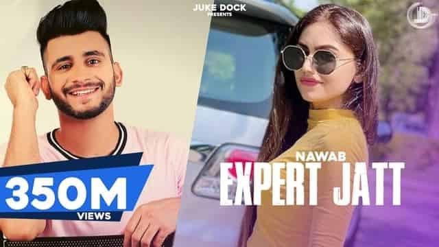 एक्सपर्ट जट्ट Expert Jatt Lyrics In Hindi - Nawab