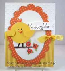 I Thought The Was So Cute That Needed To Make Some Use On Easter Cards Send My Friends And Jessica Usually Spends Her Spring