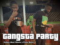 Kelson Most Wanted Ft. Preto Show - Gangsta Party | Download