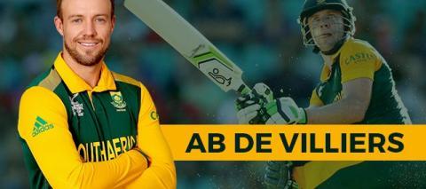 भारत के खिलाफ एबी डीविलियर्स कि वापसी से सस्पेंस हटा