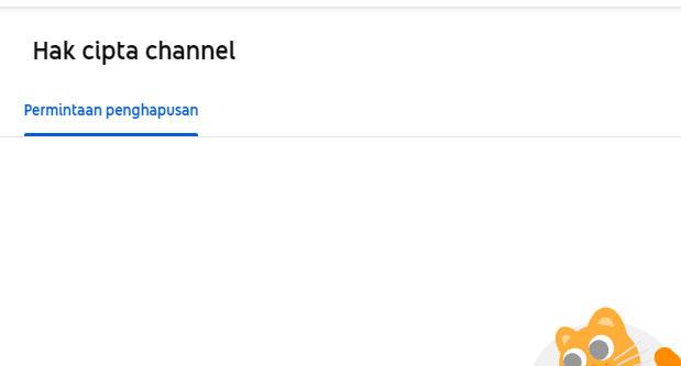 Melihat Video YouTube Yang Terkena Copyright