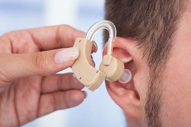 Alat Bantu Pendengaran Untuk Tuna Rungu