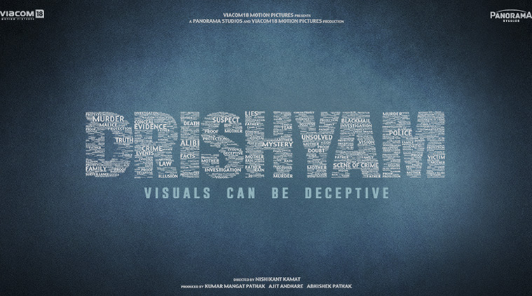 Bollywood actor Ajay Devgan, tabu New Upcoming movie Drishyam 2015 wiki, Shooting, release date, Poster, pics news info
