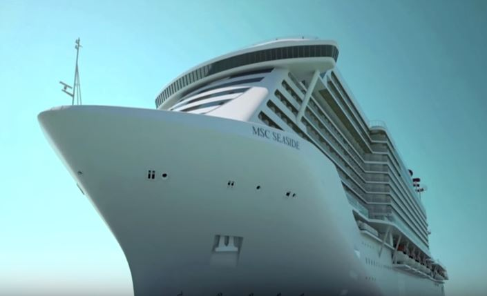 VIDEO: MSC Seaside - Further Details Revealed