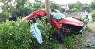 Καλαμάτα: Νεκρός 22χρονος σε τροχαίο στη Νέα Είσοδο