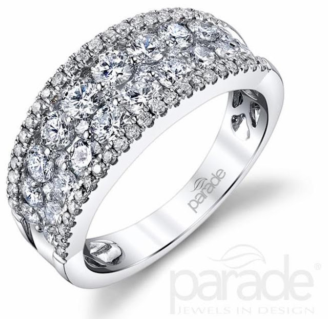 Parade's Diamond Fashion Band