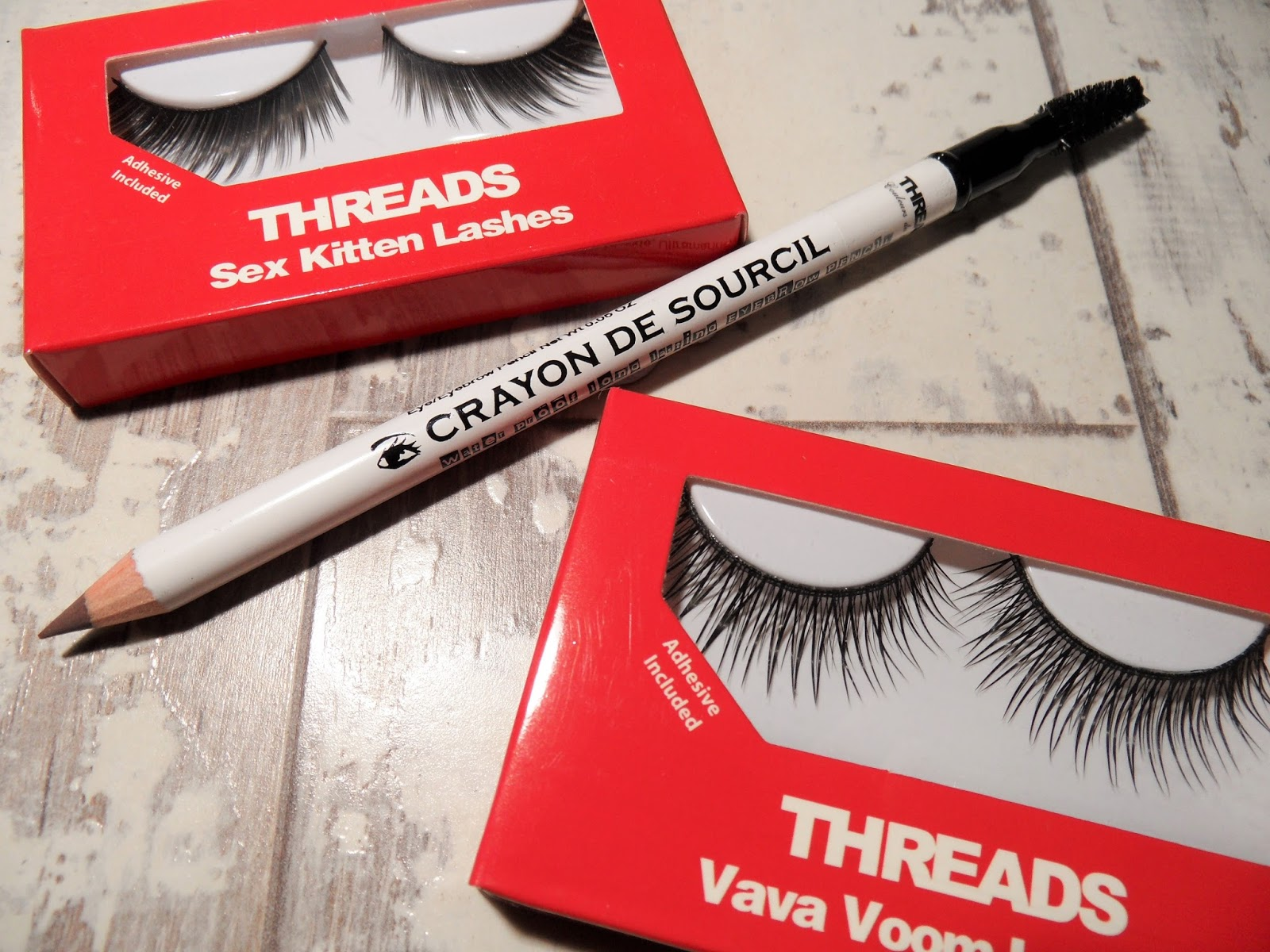 New Brand Alert Threads eyelinerflicks