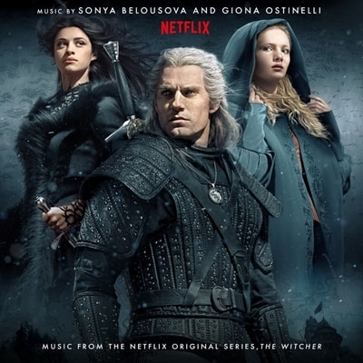 The Witcher (Music from the Netflix Original Series) (2020) - Album Download, Itunes Cover, Official Cover, Album CD Cover Art, Tracklist, 320KBPS, Zip album