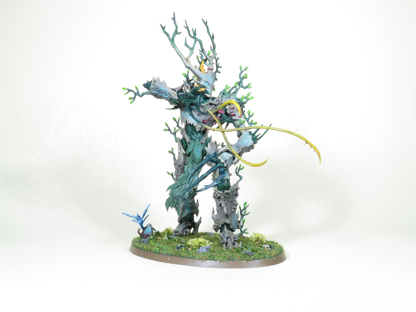 Banjo Unchained: Sylvaneth Treelord
