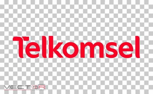 Logo Baru Telkomsel (2021) - Download .PNG (Portable Network Graphics) Transparent Images