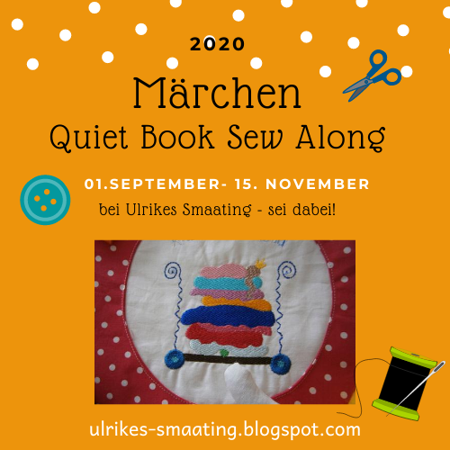 Märchen-Quiet Book SAL 2020