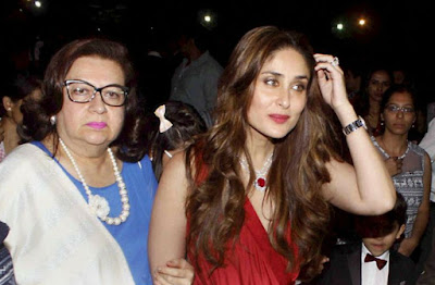 Kareena and Babita Kapoor