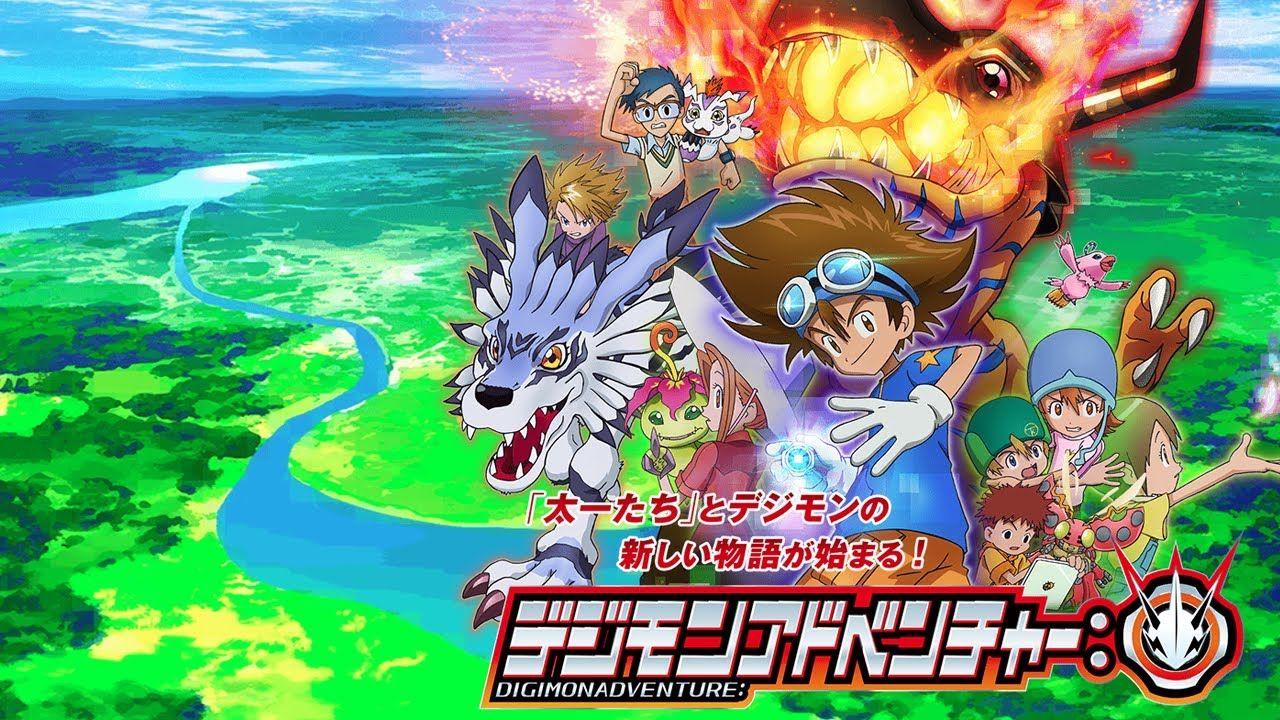 Digimon Adventure (2020) , Anime , HD , 720p , 2020 , デジモンアドベンチャー: , Action, Adventure, Comedy, Kids, Fantasy